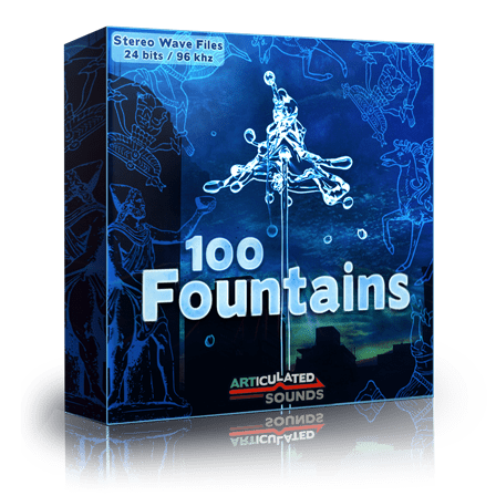New Sound Library Launched 100 Fountains