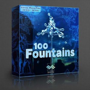 100 Fountains Sound Effects Library