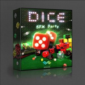 Dice Sound Effects Library