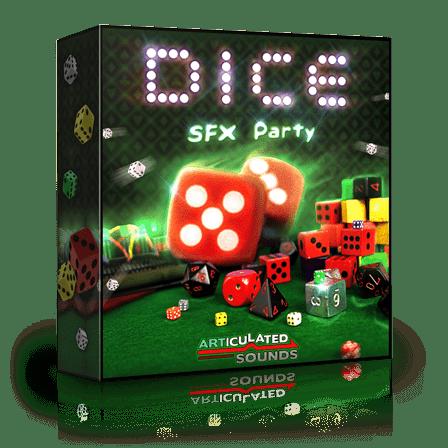 Dice Sfx Party