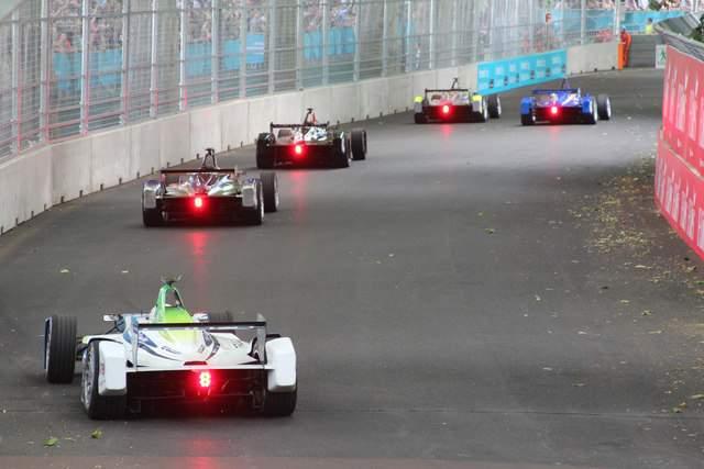 Formula E pass bys