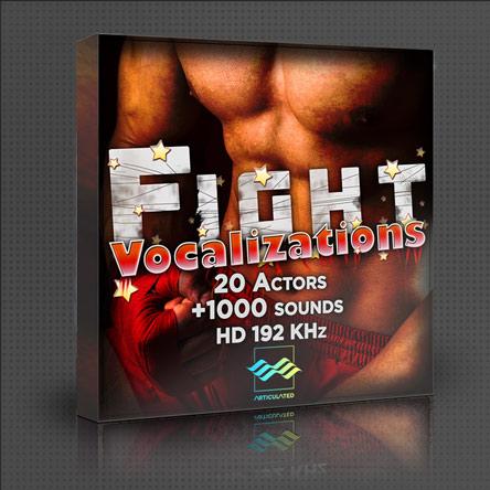 Fight Vocalizations