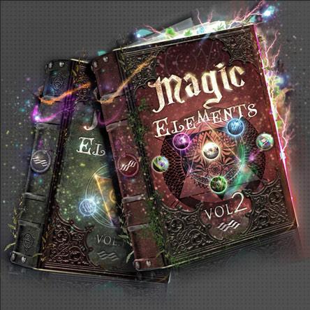 Bundle Magic Elements vol.1 + vol.2