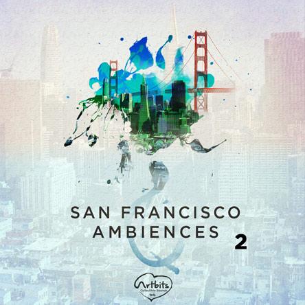 Artbits: San Francisco City Ambiences 2