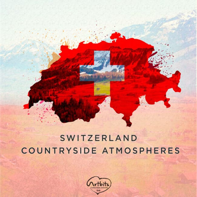 Artbits: Switzerland Countryside Atmospheres