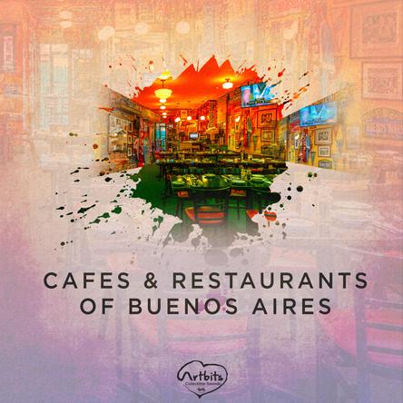 Artbits: Cafés & Restaurants of Buenos Aires