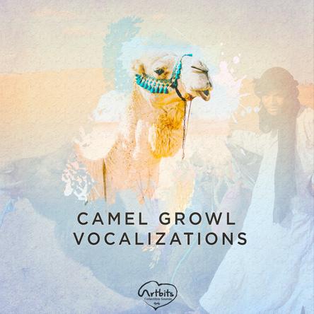 Artbits: Camel Animal Growl Vocalizations