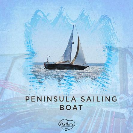 Artbits: Peninsula Sailing Boat