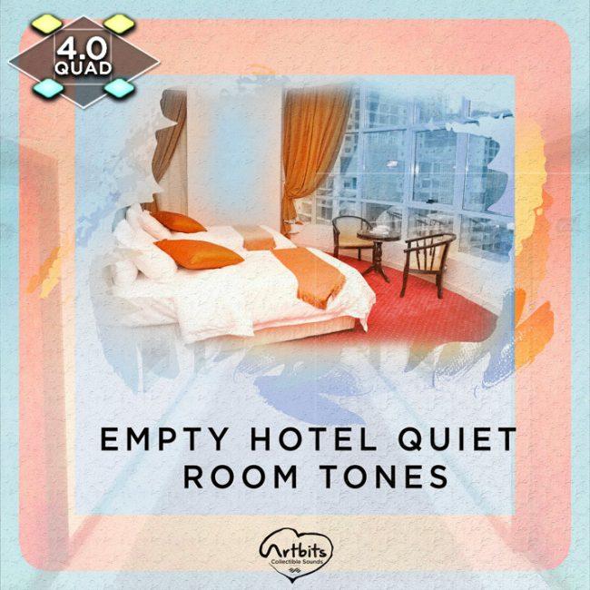 Artbits: Empty Hotel Quiet Room Tones (Quad)