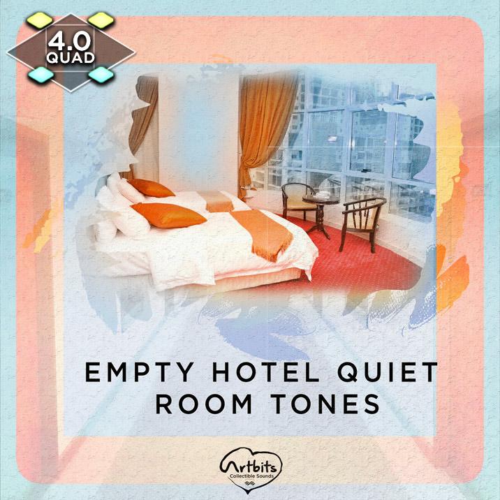 Empty Hotel Quiet Room Tones (Quad)