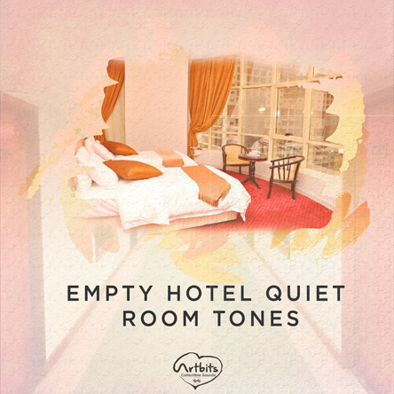 Artbits: Empty Hotel Quiet Room Tones