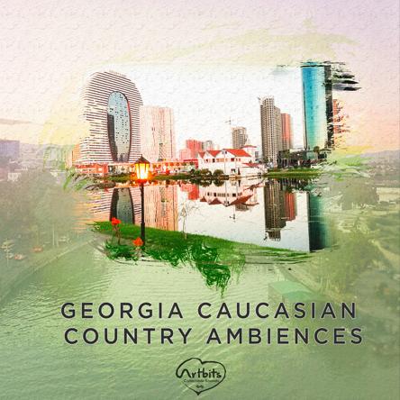 Artbits: Georgia Caucasian Country Ambiences