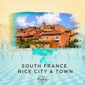 South France Nice CityTown