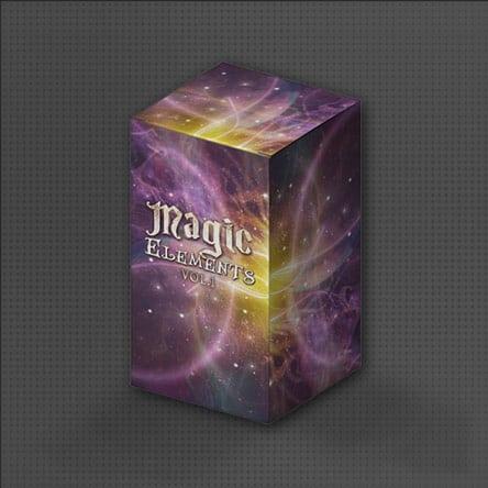 Free Sampler Pack: Magic Elements vol.1