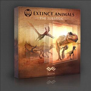 Extinct Animals - The Jurassic