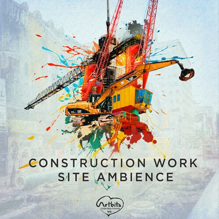 Artbits: Construction Work Site Ambience